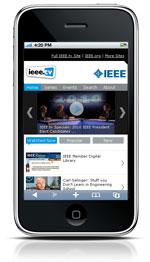 IEEE.tv Mobile App