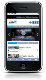 IEEE.tv Mobile Version
