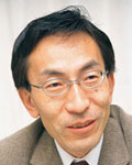 Photo of 2012 IEEE David Sarnoff Award recipient, Hideo Ohno