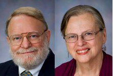 James K. Baker and Janet MacIver Baker