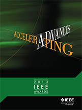 2013 IEEE Awards Booklet