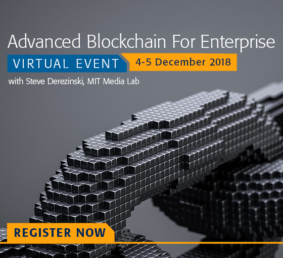 Advanced Blockchain Virtual Event