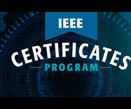 Offer IEEE Certificates at Your Next Event