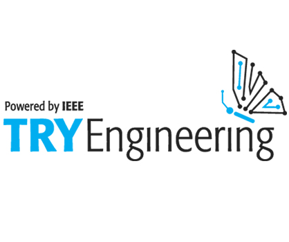 TryEngineering logo with butterfly